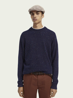 Scotch & Soda Classic wool-blend crewneck pullover | Men