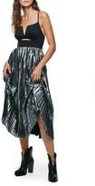 Free People Piper Pleated Midi Dress