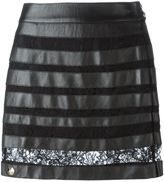 Philipp Plein 'Provocation' mini skirt