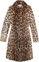 Pologeorgis The Bancroft Leopard Coat
