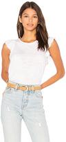 Nation Ltd. Farrah Flutter Top in White