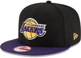 New Era Los Angeles Lakers Kobe Collection 9FIFTY Snapback Cap