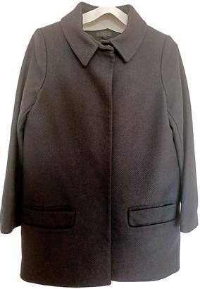 Cos Blue Wool Coats