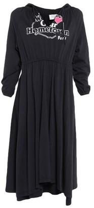 Vetements 3/4 length dress