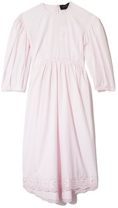 Simone Rocha Smock Dress in Pink