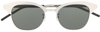 Saint Laurent Eyewear SL 365 metallic sunglasses