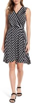 Tommy Bahama Women's Faux Wrap Jersey Dress