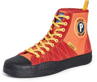 Polo Ralph Lauren Xander Sport High Top Sneakers