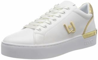 Liu Jo Women's Silvia 01-Sneaker Calf Low-Top