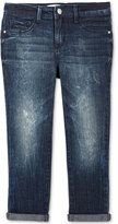 Jessica Simpson Rolled Skinny Crop Jeans, Big Girls (7-16)