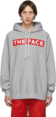 Gucci Grey The Face Hoodie