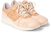 Asics - Gel-lyte Iii Leather Sneakers