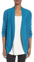 Eileen Fisher Women's Oval Merino Cardigan