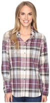 Pendleton Sierra Plaid Shirt Women's Long Sleeve Button Up