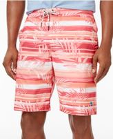 Tommy Bahama Men's Baja Leaf On The Water Sun Protection 50 Swim Trunks