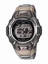 Casio Men's Solar Powered Atomic G-Shock MTGM900 Stainless Steel Dgital Bracelet Watch