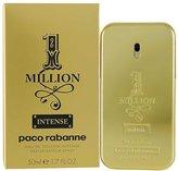Paco Rabanne 1 Million Intense Eau de Toilette Spray for Men, 1.7 Ounce, M-4371