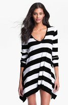 Tommy Bahama Stripe Sweater Cover-Up
