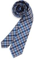 Nordstrom Boy's Plaid Silk & Cotton Tie