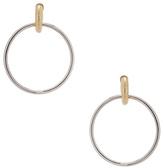 Spinelli Kilcollin Casseus Hoop Earrings in Metallics.