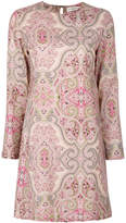 Etro paisley shift dress