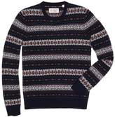 Original Penguin Fairisle Holiday Wool Sweater