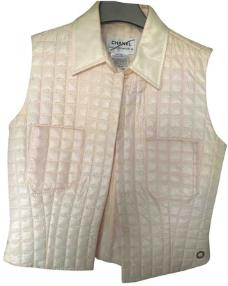 Chanel Pink Top for Women Vintage
