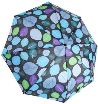 Shelta Auto Open Mini Black Frame And Handle Umbrella