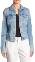 AG Jeans Robyn Denim Light Wash Jacket