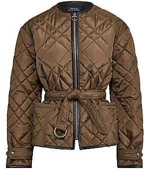 Polo Ralph Lauren Women's Quilted Bomber Jacket