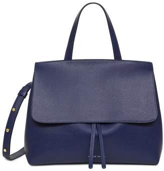 Mansur Gavriel Saffiano Mini Lady Bag - Blu