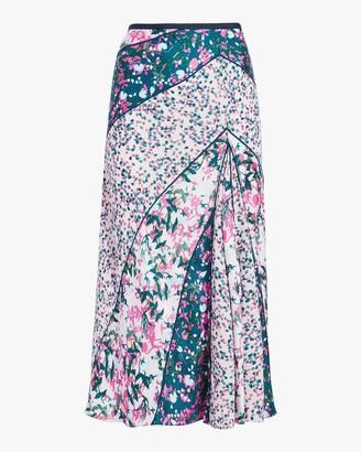 Diane von Furstenberg Mariel Midi Skirt