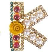 Bijoux De Famille Women's K Blossom Brooch