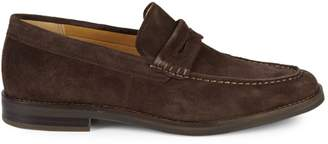 Sperry Exeter Suede Penny Loafers