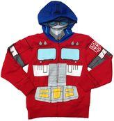 Hasbro Transformers Optimus Prime Costume Hoodie