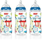 NUK 3-pk. 10-oz. Core Medium Flow Orthodontic Bottles