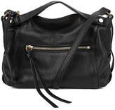 Kooba Blanche Leather Crossbody Bag, Black