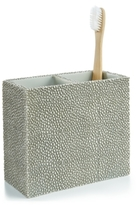 Hotel Collection Shagreen Toothbrush Holder