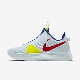Nike Custom Basketball Shoe PG 4 By You (Chicago)