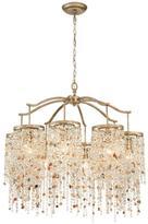 Eurofase Savannah Collection 8-Light Bronze Chandelier