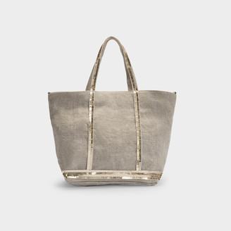 Vanessa Bruno Small Cabas Tote Bag