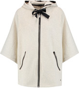 Rag & Bone Caitlin oversized cotton-jersey hooded sweatshirt