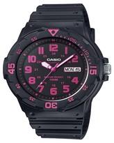 Casio Men's Analog Watch - Black