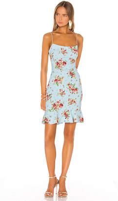 LIKELY Zadie Floral Banks Dress