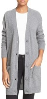 Equipment Women's 'Kathy' V-Neck Cashmere Cardigan