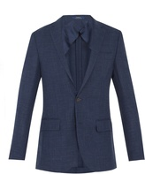 Polo Ralph Lauren Single-breasted notch-lapel blazer