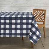 Williams-Sonoma Williams Sonoma Buffalo Oilcloth Outdoor Tablecloth