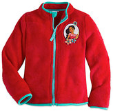 Disney Elena of Avalor Fleece Jacket for Girls - Personalizable