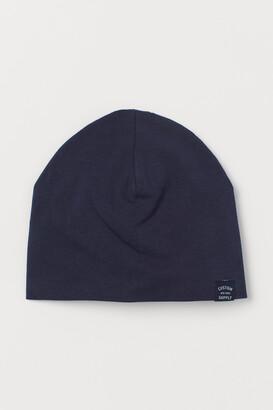 H&M Cotton Jersey Hat