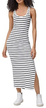 French Connection Tommy Striped Tank Dress